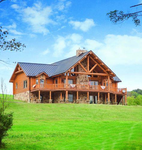 Ohio S Premier Custom Log Home Builder Fairview Log Homes